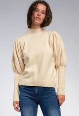 Elan Puff Sleeve Sweater