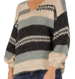 Elan Ford Boat Neck Sweater