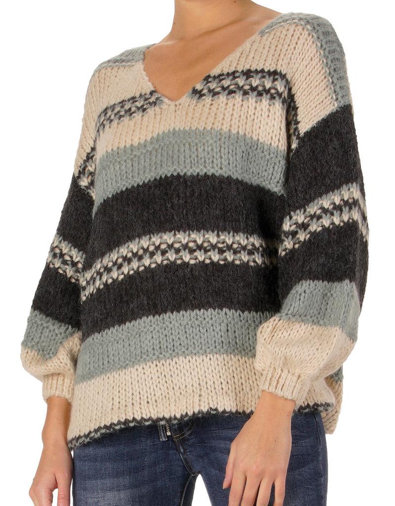 Elan Ford Boat Neck Sweater