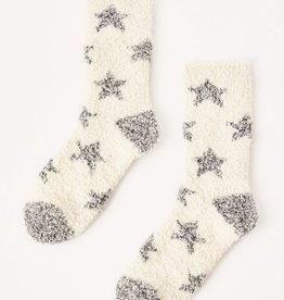 Z Supply Star Plush Socks