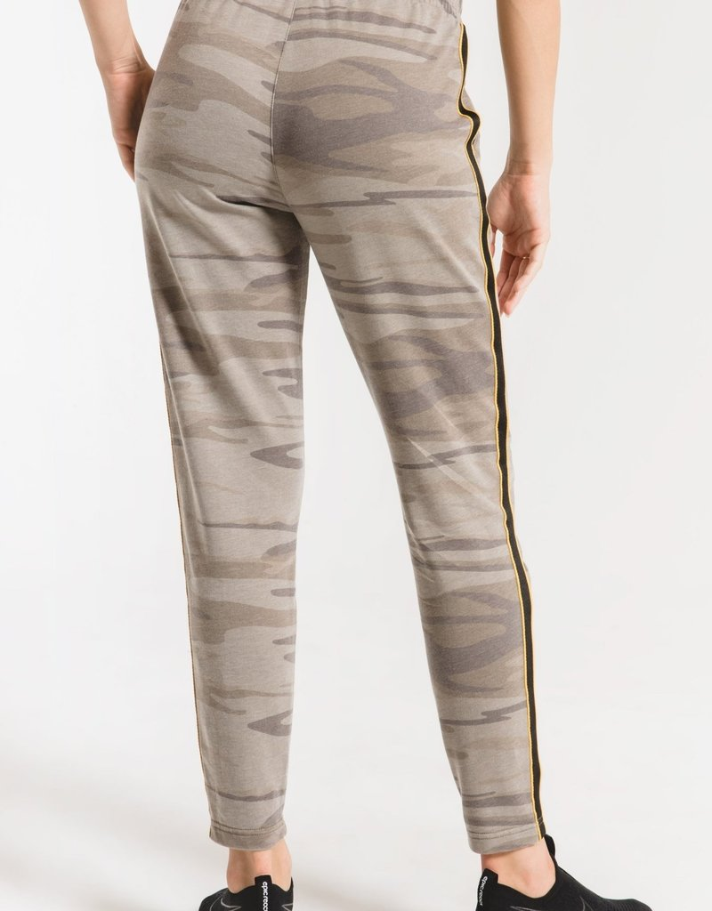 Z Supply Camo Sporty Jogger