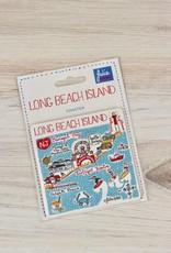 Julia Gash LBI Coaster