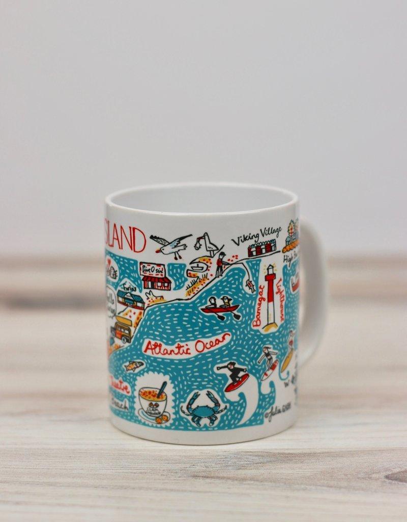 Julia Gash LBI Mug