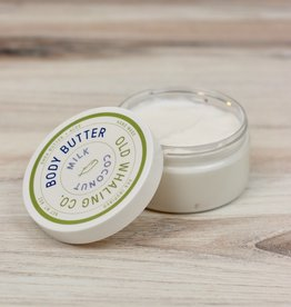 Old Whaling Co. Body Butter   8oz