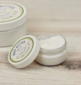 Old Whaling Co. Body Butter Travel Size   2oz