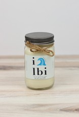 Surf's Up Candle LBI Wave Surf Wax Candle