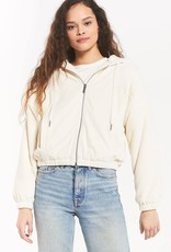 Z Supply Camille Cord Bomber