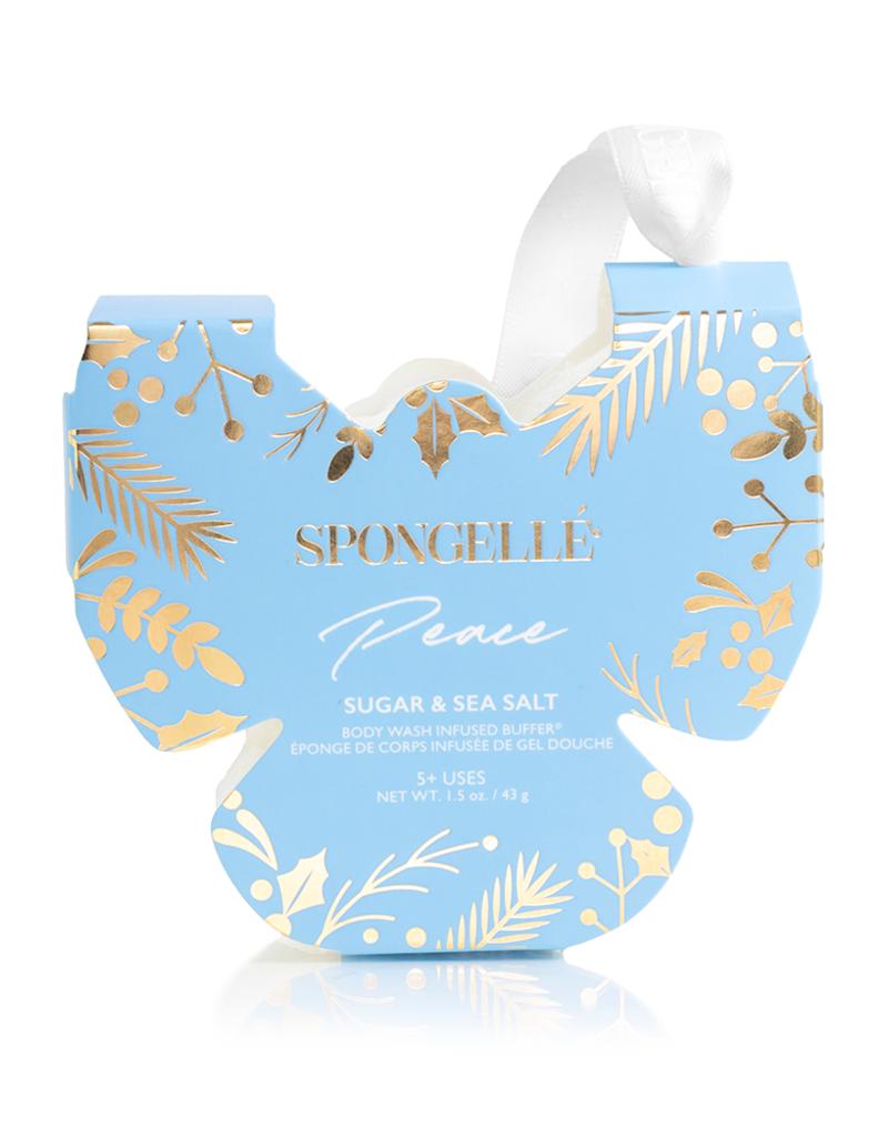 Spongelle Holiday Butterfly Buffer Ornament