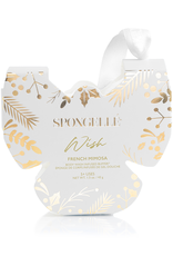 Spongelle Holiday Butterfly Buffer Ornament