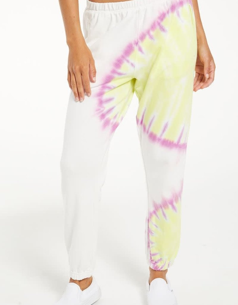 Z Supply Sunburst Tie Dye Jogger