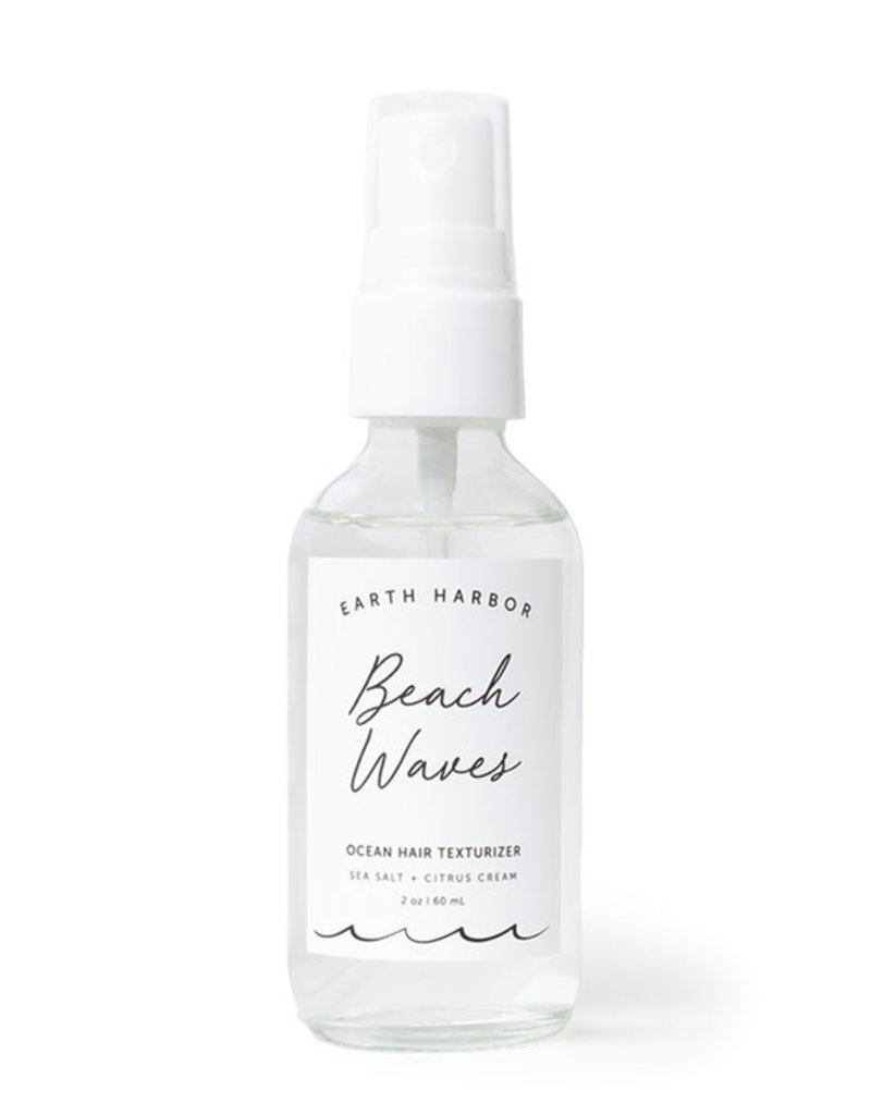 Earth Harbor Naturals Beach Waves Hair Texturizer