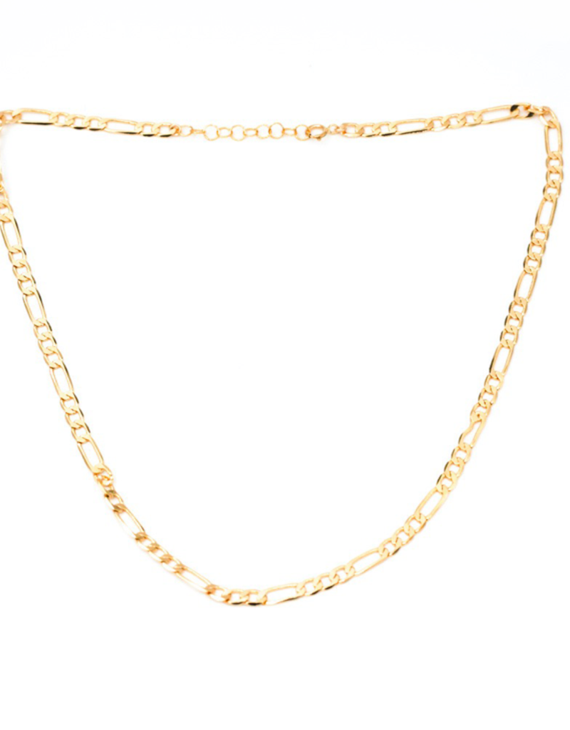 "May Martin Large Figaro Necklace 16"""