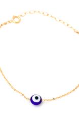May Martin Evil Eye Bracelet