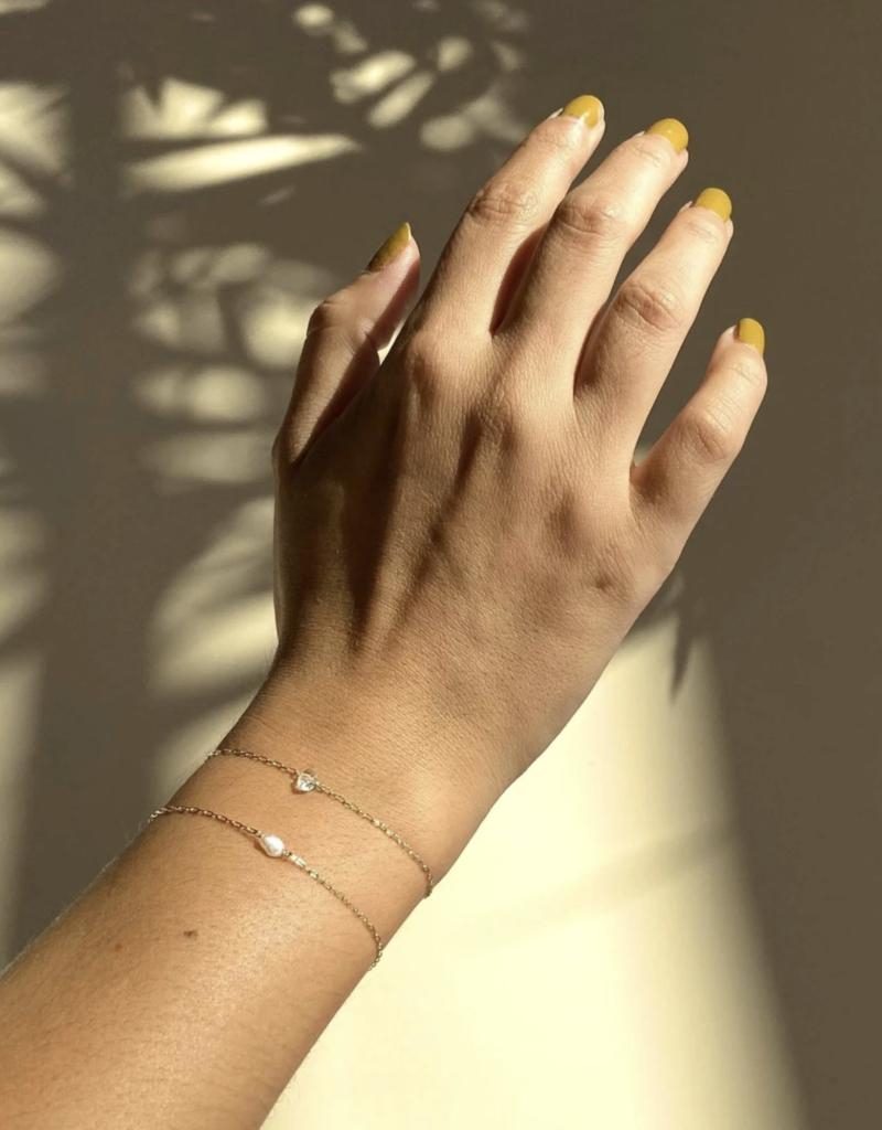 May Martin Agnes Quartz Bracelet