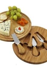 Picnic at Ascot Feta Round Cheese Board Set