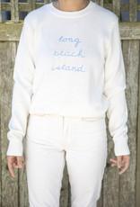 Ellsworth & Ivey LBI Script Sweater