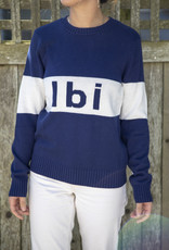 Ellsworth & Ivey LBI Block Sweater