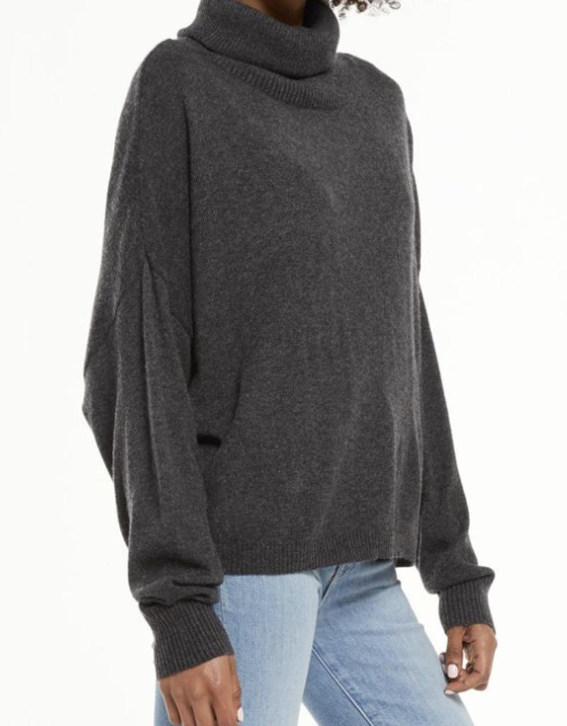 Z Supply Agnes Turtleneck Sweater