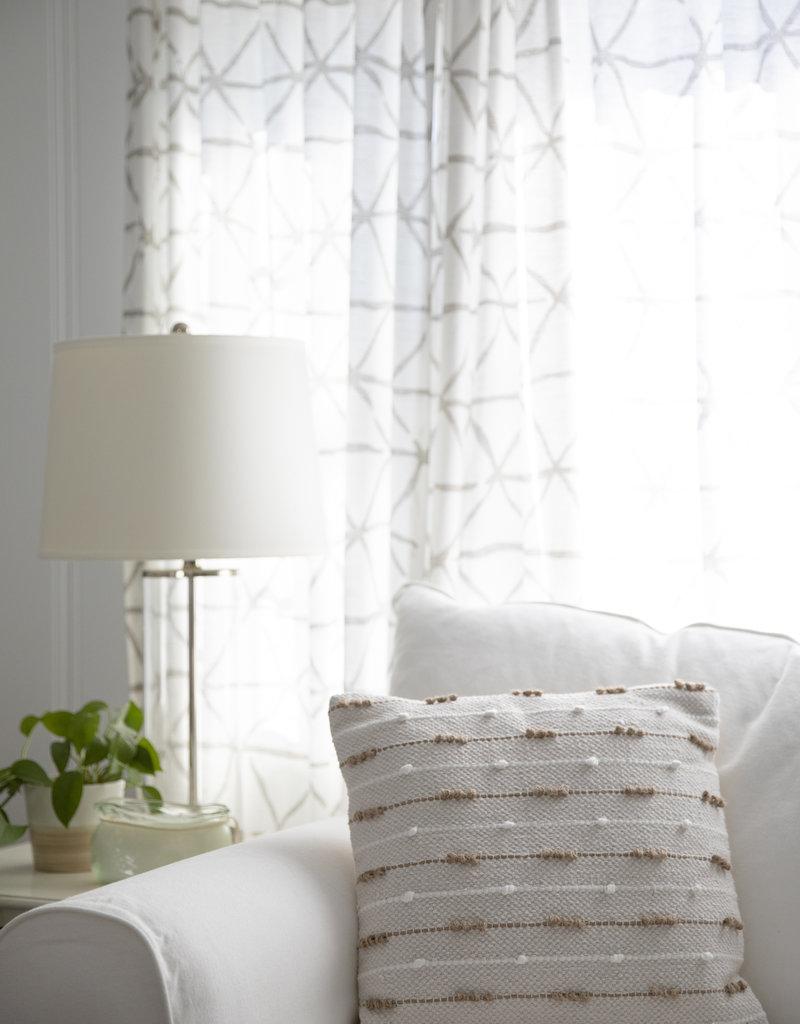 """PD Home & Garden 18"""" Pattern Pillow"""