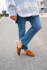 Matisse Footwear Giselle Faux Fur Lined Slide  