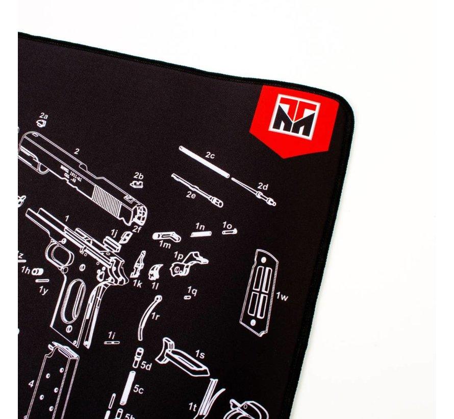 TekMat 1911 Ultra Premium Gun Cleaning Mat