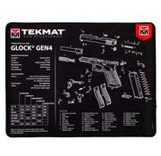 TekMat TekMat Glock Gen4 Ultra Premium Gun Cleaning Mat