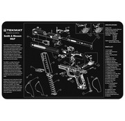 TekMat TekMat Smith & Wesson M&P Gun Cleaning Mat