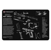 TekMat TekMat M&P Shield Gun Cleaning Mat