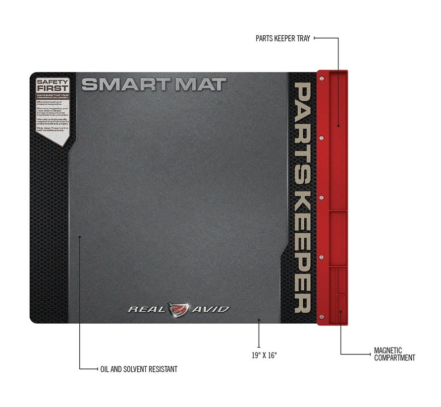 Real Avid Handgun Smart Mat