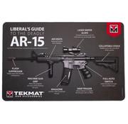 TekMat TekMat Liberal's Guide to the AR-15 Gun Cleaning Mat