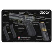 TekMat TekMat Glock 3D Cutaway Gun Cleaning Mat