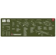 TekMat TekMat AR-15 Gun Cleaning Mat (Olive Drab)