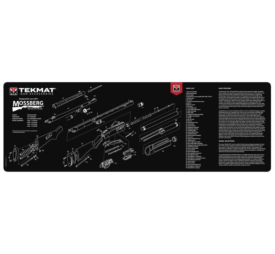 TekMat Mossberg Shotgun Cleaning Mat