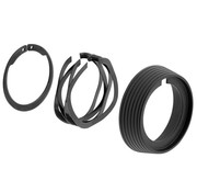 UTG UTG Standard AR-15 Delta Ring Assembly (Black)