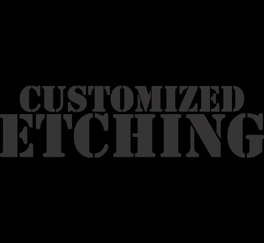 Laser Etch - Charging Handle