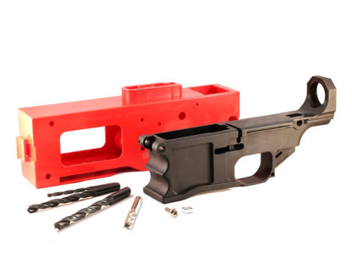 Polymer80 Polymer80 80% AR-10 Lower Receiver and Jig Kit
