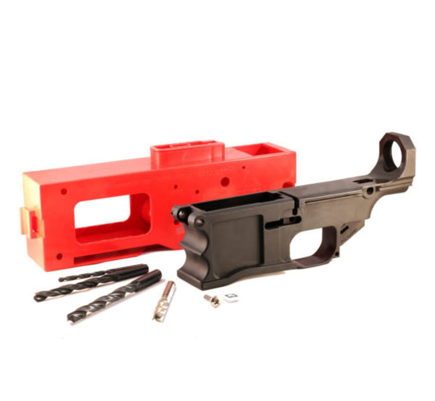 Polymer80 80% AR-10 Lower Receiver and Jig Kit