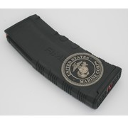 Amend2 Amend2 AR-15 30 Round Magazine (Black) | Etched Marine Corps