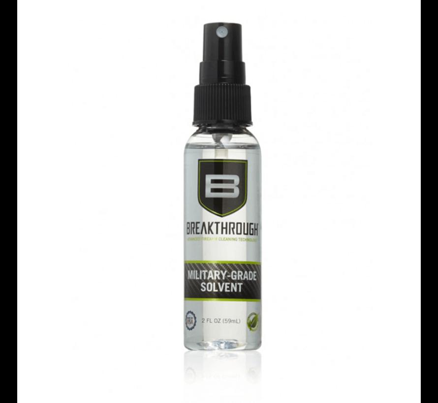 Breakthrough Clean - Military-Grade Solvent | 2 fl oz Spray Bottle