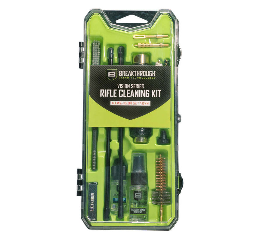 Breakthrough Clean - Vision Series Rifle Cleaning Kit - AR-10