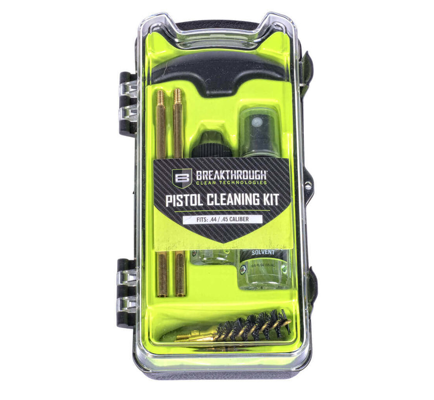 Breakthrough Clean - Vision Series Pistol Cleaning Kit - .44 / .45 Cal