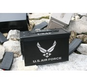 Ammo Can - Laser Etched Air Force