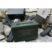 Ammo Can - Laser Etched Trump 2020