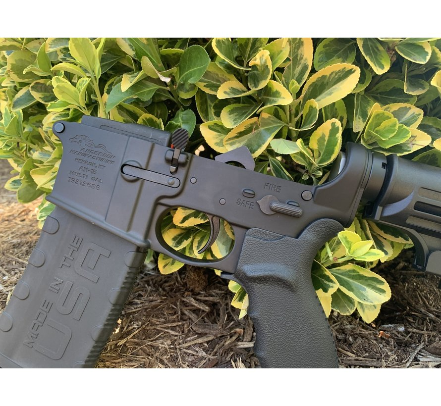 Anderson Manufacturing AR-15 Complete Lower Receiver | Closed Trigger