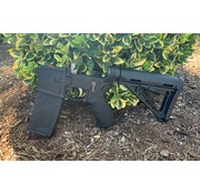 Anderson Manufacturing Anderson Manufacturing AR-15 Complete Lower Receiver   Closed Trigger   Magpul Stock