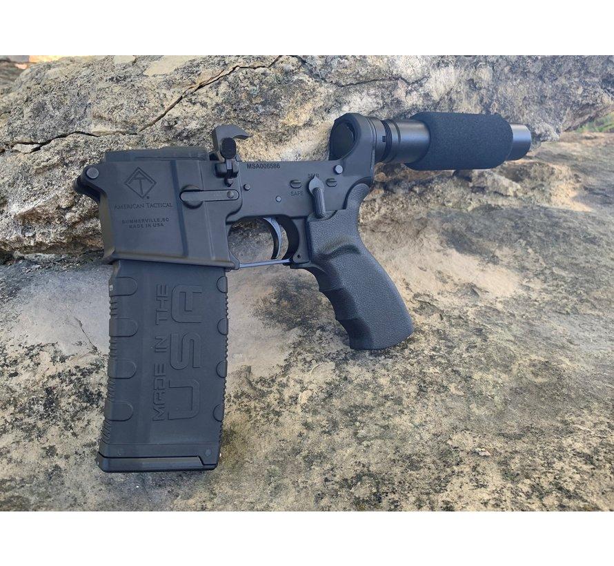 ATI Milsport AR-15 Complete Lower Receiver   Pistol