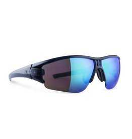 Adidas adidas Evil Eye Halfrim Sunglasses-Blue Shiny Blue