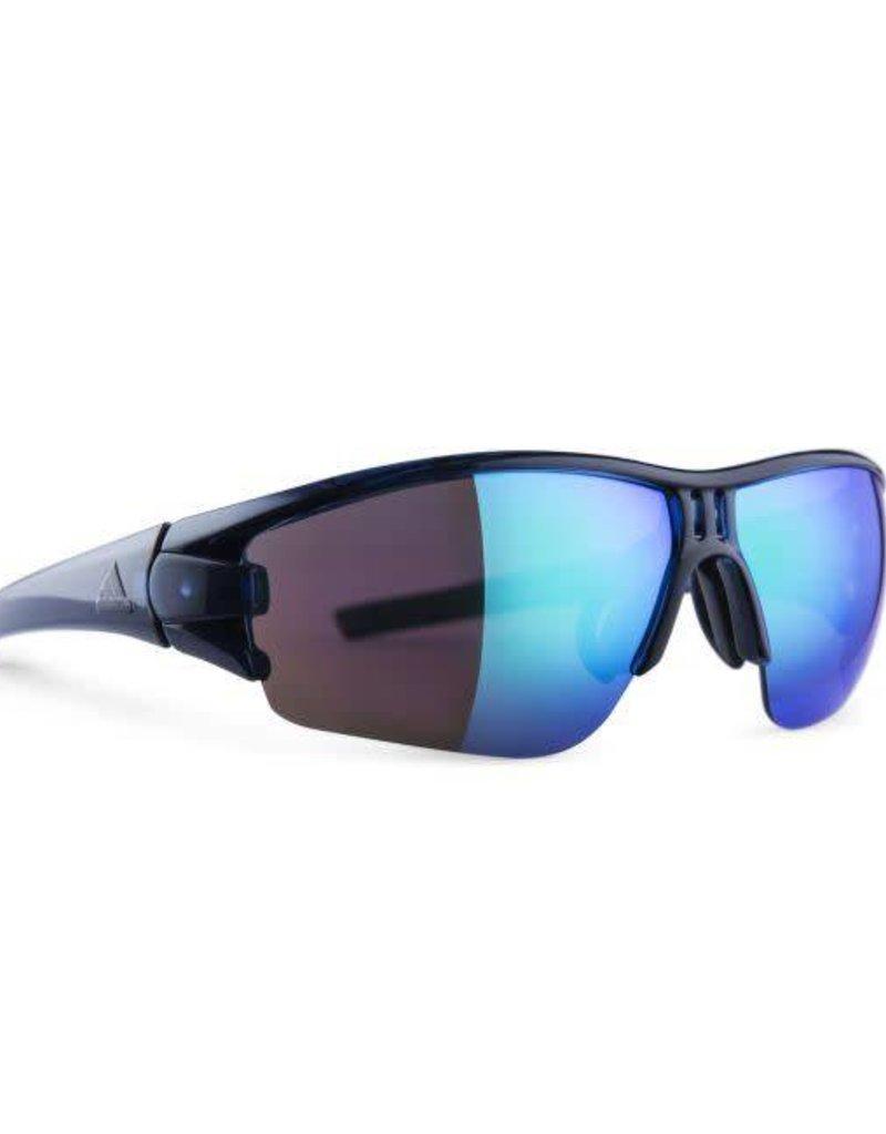 Adidas adidas Evil Eye Halfrim Sunglasses-Blue Shiny Blue