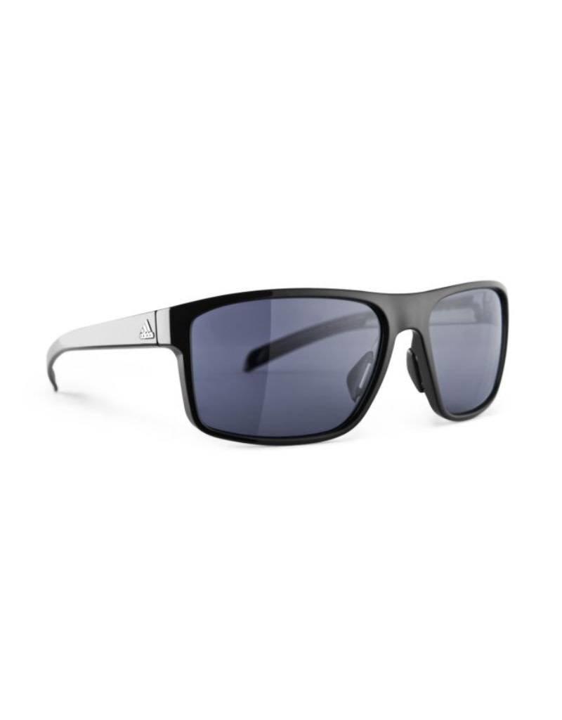 Adidas adidas Whipstart Sunglasses-Black Shiny/Grey