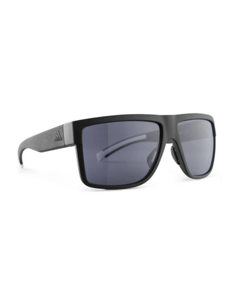 Adidas adidas 3Matic Sunglasses-Black Matte/Grey